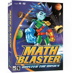 Knowledge Adventure / Math Blaster: Master the Basics