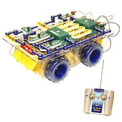 Elenco Electronics / RC Snap Rover