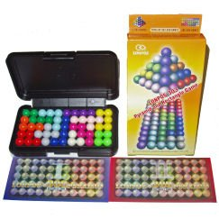 Mic-O-Mic Americas / LonPos 303 Pyramid & Rectangle Game
