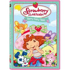 20th Century Fox Home Ent. / Strawberry Shortcake Berry Fairy Tales DVD